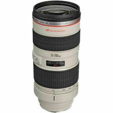 Canon EF 70-200mm f/2.8 USM Lens