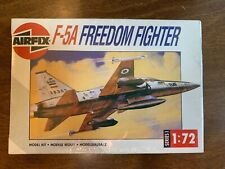Airfix F-5A Freedom Fighter 1:72 Scale Plastic Model Kit 01043 Factory Sealed