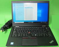 Lenovo X1 Carbon 4th 1,80GHz 8GB 256GB SSD Fingerprint Webcam *QWERTY* Ultrabook