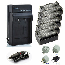 Battery Pack / Charger for JVC JVC BN-VG114, BN-VG114U, BN-VG114US 3.6V,1400mAh