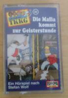 MC  Europa Logo   TKKG Folge 30   DIE MAFIA KOMMT ZUR GEISTERSTUNDE