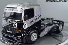 *MERCEDES BENZ RACE TRUCK#6 MOBIL 1 TEAM by HIGH SPEED MODELS ETRCC 1999