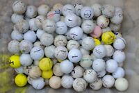 100 Golf Balls (Practice Golf Balls)