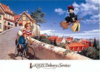 Studio Ghibli Jigsaw Puzzle 500-239 Kiki's Delivery Service 500 Pieces (38x53cm)