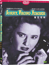 Sorry, Wrong Number - Anatole Litvak (1948) - DVD new