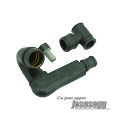 For VW Passat B5 AUDI A4 A6 1.8T PCV Crankcase Breather Hose Valve Vent Tube Set