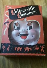 CIB Vintage/Antique Collegeville Costume Porky Pig Halloween Costume Warner Bros