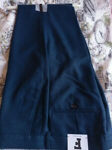 FRENCH CONNECTION Men's trousers 34L New with Tags. Blue (Slim fit)