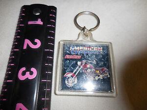 Fire Bike  American Chopper  Key Ring