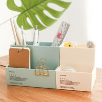 Home Office Desk Organizer Storage Box  Table Stationery Pen Holder