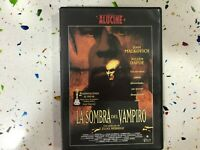 LA SOMBRA DEL VAMPIRO DVD ELIAS MERHIGE JOHN MALKOVICH WILLEM DAFOE ESP E ING