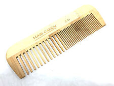 Wood Hair Comb Anti Static Fine Tooth Salon Styling Detangle Hairdressing