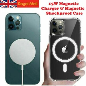 MagSafe Magnetic Case Charger - For iPhone 12 iPhone 12 Pro 12 mini & 12 Pro Max