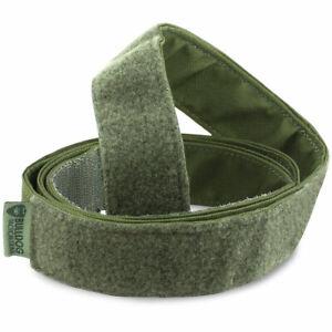 BULLDOG HOOK & LOOP TACTICAL BELT GREEN British Military Army Cadet PCS Trouser