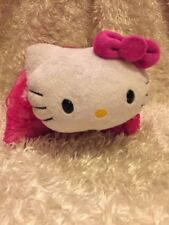 Pillow Pets Dream Lites Hello Kitty excellent condition
