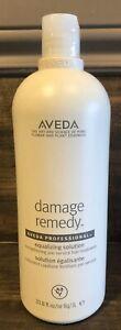 Damage Remedy Equalizing Solution by Aveda for Unisex - 33.8 oz Treatment