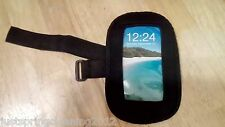 Universal Cell PHONE ARM BAND Armband Case Strap Walk Run Fitness iPhone Samsung