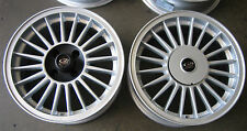 "Rota R20 alloys 15"" x 6"" 4X100 BMW 2002 E10 fit Alpina 2002 Retro NEW"