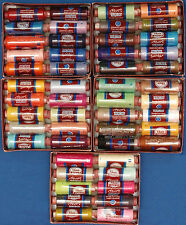 50 ASSORTED POLYESTER SEWING THREAD By COATS Chain Power