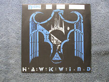 "Hawkwind Night of the Hawks 7"" Single"