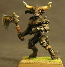 Minotaur Mercenaries Monster Reaper Miniatures Warlord D&D Dungeon Wargames Rpg