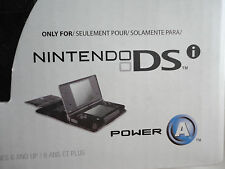 Official Nintendo DSi Hard case Black Voyager Wallet game NEW Sealed