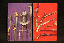 Vintage Guns and Armoury Blank Back Swap Cards Detail Pics lot 53