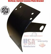 Zx12r Zx14r Zx 12r Zx 14r License Plate Tag Holder Vertical Curved Side Mount