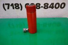 Spx Power Team Hydraulic Cylinder 25 Tons 6 Stroke Works Fine
