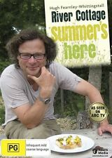 River Cottage Summer's Here NEW R4 DVD