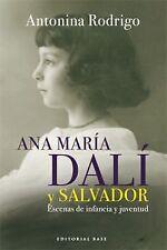 Ana María Dalí y Salvador. NUEVO. Nacional URGENTE/Internac. económico. GEOGRAFI