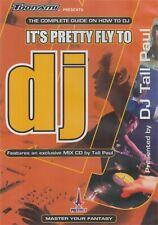 It's Pretty Fly To DJ - Tall Paul - NEW Region 2 DVD