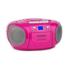B-ware Ghettoblaster tragbarer stereo Lautsprecher Kassette Mp3 CD Player