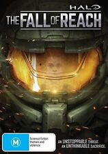 Halo The Fall of Reach : NEW DVD