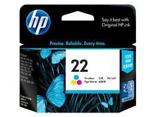 HP Genuine 22 Tri-Colour Ink Cartridge C9352AA