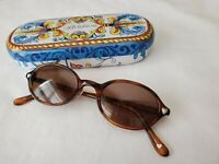 Brighton Sunglasses 'A Star is Born' Tortoise Frames with Metal Case