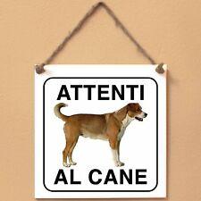 Pinscher austriaco 2 Attenti al cane Targa cane cartello ceramic tles