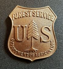 Forest Service wall display