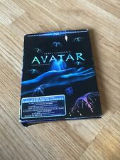 Avatar (Blu-ray Disc, 2010, 3-Disc Set, Canadian Extended Collectors Edition) ES