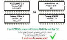 Peavey Dpm V3 & Sp - Version 1.4/2.10 OS Firmware Eprom Update pour DPM-3