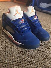Nike Air Jordan 5 V Retro Low Knicks Cavs Sz 10.5 1 2 3 4 6 7 8 9 10 11 12