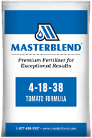 Masterblend 4-18-38 25 lbs  Hydroponic Nutrients | Fertilizer for Hydroponics