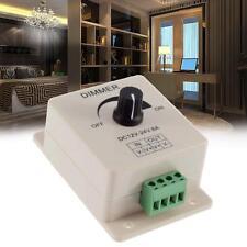 New PWM Dimmer Controller LED Light Lamp Strip Adjustable Brightness 12V-24V 8A
