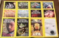 National Geographic Magazines - 2000 - American Edition