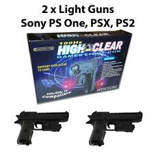Light Gun PlayStation 1 - Original Controllers