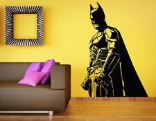 Batman Wall Decal Vinyl Sticker The Dark Knight Superhero Atr Home Decor (10b2j)