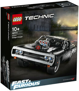 Lego Technic Fast & Furious Voiture 1970 Dodge Chargeur R/T 42111 Lego