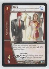 2006 VS System DC Infinite Crisis Booster Pack Base DCR-052 Ibis Gaming Card 3v2
