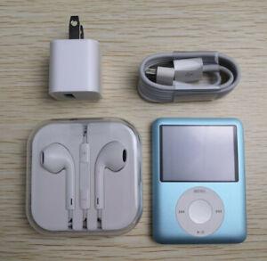 Apple iPod Nano 3rd Generation 4GB, 8GB (Choose Your Color)