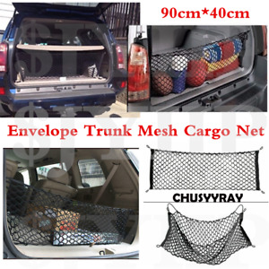 Truck Bed Envelope Style Trunk Mesh Cargo Net for Ford F150 2005 2006 -2020